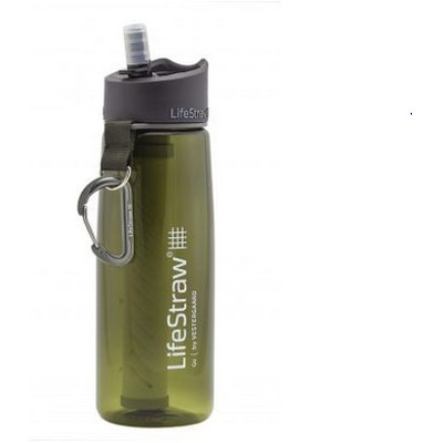 LifeStraw Go 2, grün, 2-Stage Filter