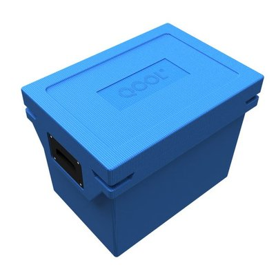 QOOL® Box M inkl. 4 Room Temperature Elementen (+18°C bis +25°C)
