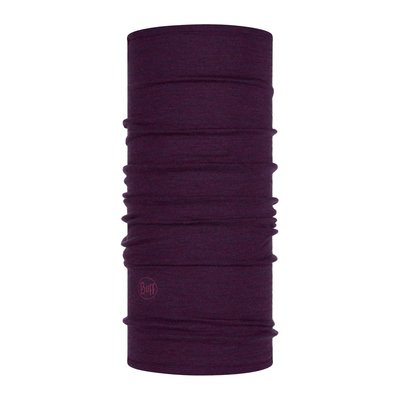 BUFF® Midweight Merino Wool Multifunktionstuch Purplish Melane