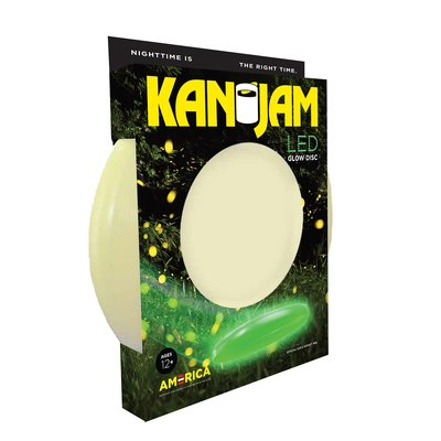 KanJam Wurf Disc LED