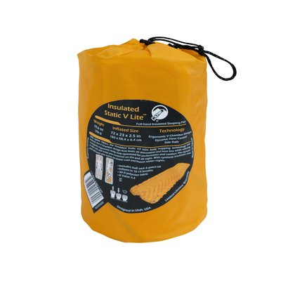 Isomatte Insulated Static V Lite - Regular (R) - isoliert und leicht